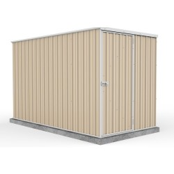 Absco Colorbond Skillion Garden Shed Small Garden Sheds 1.52m x 3.00m x 1.80m 15301FK