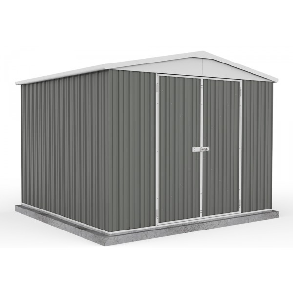 Absco Colorbond Gable Garden Shed Large Garden Sheds 3.00m x 2.92m x 2.30m 30292HK
