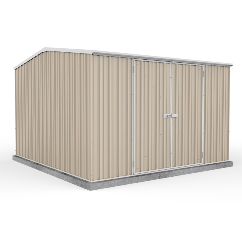Garden Sheds Queensland absco colorbond gable garden shed 3.00m x 3.00m x 2.00m 30302gk