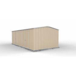 Absco 5.96m x 3.00m x 2.30m 60303HK Gable Shed Large Sheds