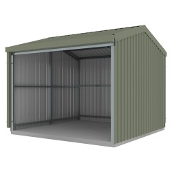 Absco Rural Garden Shed 3.00m x 3.00m x 2.53m 3030RS