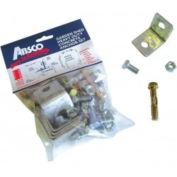Absco Anchors Kit - Set of 4 - ANCHOR4