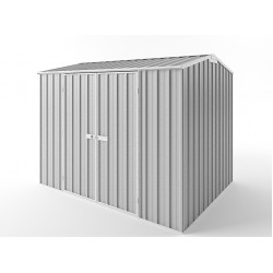EasyShed Colour Gable Roof Garden Shed Large Garden Sheds 3.00m x 3.00m x 2.10m EGD3030