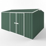 EasyShed Colour Gable Roof Garden Shed Large Garden Sheds 3.75m x 2.25m x 2.05m EGD3823