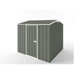 EasyShed Colour Gable Roof Garden Shed Medium Garden Sheds 2.25m x 1.50m x 2.27m ETG-S2315