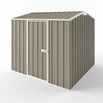 EasyShed Colour Gable Roof Garden Shed Medium Garden Sheds 2.25m x 2.25m x 2.35m ETG-S2323