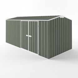 EasyShed Colour Gable Truss Roof Workshop Garden Shed Extra Large Garden Sheds 4.50m x 3.75m x 2.48m ETT-D4538