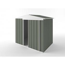 EasyShed Gable Slider Garden Shed 2.25m x 1.50m x 2.05m EGSL-S2315