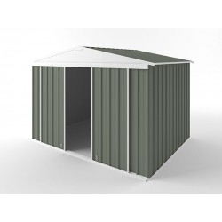 EasyShed Gable Slider Garden Shed  3.00m x 2.25m x 2.10m EGSL-D3023