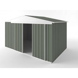 EasyShed Gable Slider Garden Shed  3.75m x 2.25m x 2.18m EGSL-D3823