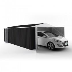 EasyShed Colour Garage Shed Single Garages 6.00m x 3.00m x 2.10m EGAR6030