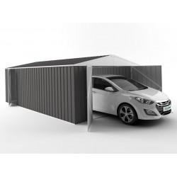 EasyShed Colour Garage Shed Single Garages 6.00m x 3.00m x 2.40m ETGAR-6030