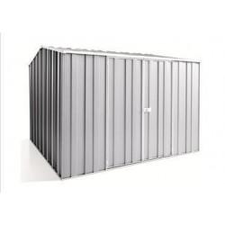 Spanbilt Yardsaver Maxistore G88-D Zinc 2.80m x 2.80m x 2.085m Gable Roof Garden Shed Medium Garden Sheds