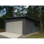 Custom Skillion Shed/Garage Custom Garages