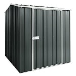 Spanbilt Yardsaver G56-S Spacemaker Colour  1.76m x 2.105m x 2.025m Gable Roof Garden Shed Small Garden Sheds