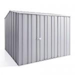 Spanbilt Yardsaver G78-S Colour 2.45m x 2.80m x 2.085m Gable Roof Garden Shed