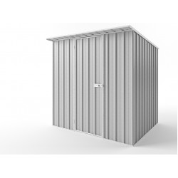 EasyShed Zinc  Skillion Roof Garden Shed Medium Garden Sheds 2.25m x 1.90m x 2.10m ESS2319