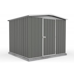 Absco Colorbond Single Door Gable Garden Shed Medium Garden Sheds 2.26m x 2.18m x 2.00m 23221RK