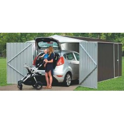 Absco 3060UTK 3.00m x 5.96m x 2.06m Gable Utility Shed Large Utility Sheds Colorbond