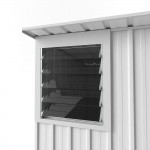 EasyShed Five Blade Lockable Louvres EasyShed Shed Accessories