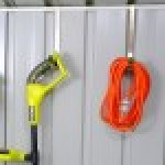 EasyShed J Hook Holder  EasyShed Shed Accessories
