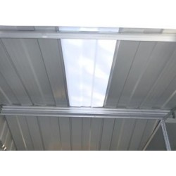Spanbilt Skylight *** MUST BE ORDERED AT THE SAME TIME AS A SPANBILT SHED *** Spanbilt Shed Accessories