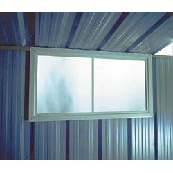 Spanbilt Sliding Perspex Window