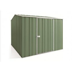 Spanbilt Yardsaver G78-S Colour 2.45m x 2.80m x 2.085m Gable Roof Garden Shed
