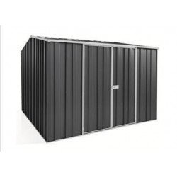 Spanbilt Yardsaver G88-D Colour 2.80m x 2.80m x 2.085m Gable Roof Garden Shed