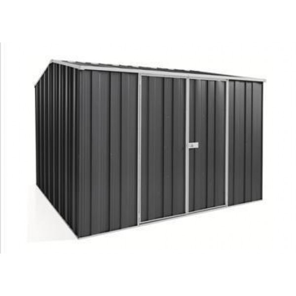 Spanbilt Yardsaver  Maxistore G88-D Colour 2.80m x 2.80m x 2.085m Gable Roof Garden Shed Medium Garden Sheds