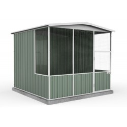 Absco Gable Roof Aviary Gable Roof 2.26m x 2.22m x 2.00m A23231GK