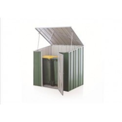 Spanbilt Storemate S43 Utility Storage Colour 1.41m x 1.007m x 1.48m Skillion Pool Pump Cover Small Garden Sheds