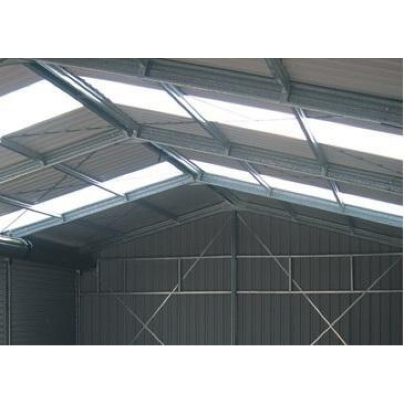 Skylights For Garage: Spanbilt Skylight YardPro