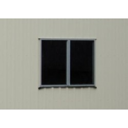 Spanbilt Sliding Glass Window *** MUST BE ORDERED AT THE SAME TIME AS A SPANBILT SHED OR GARAGE *** Spanbilt Workshop Accessories