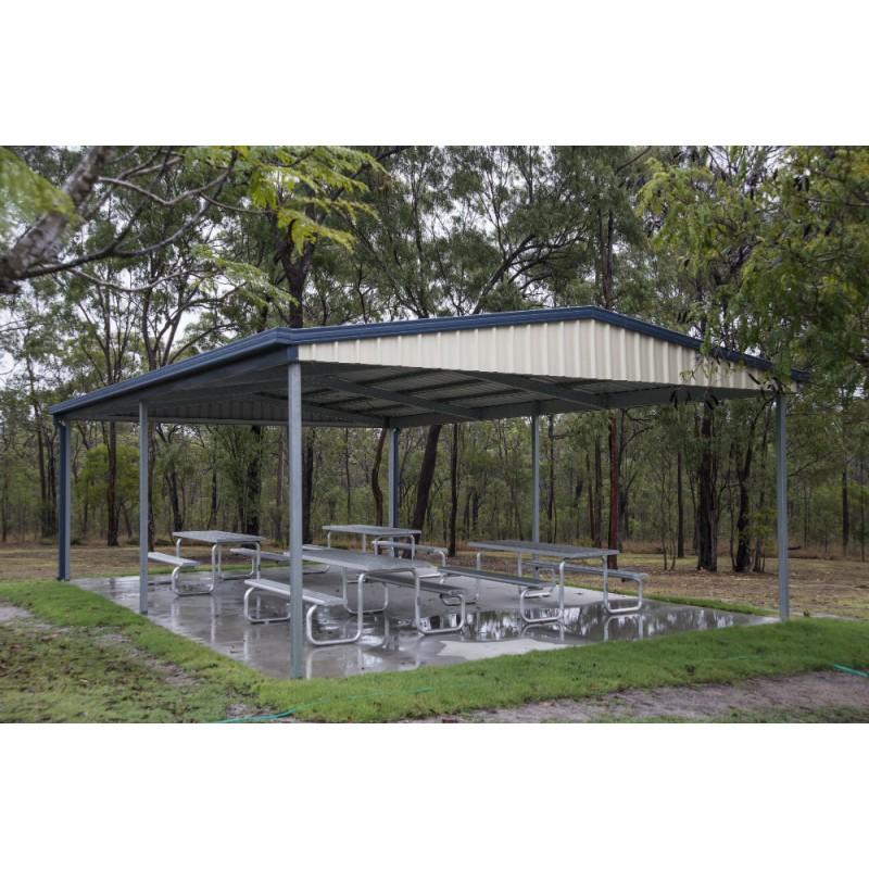 Custom Carports Product : Custom gable carport atlas sheds