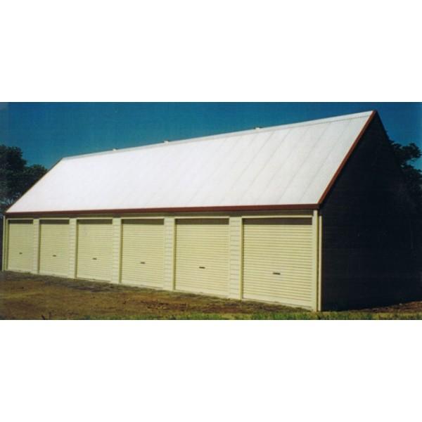 Garage F - Six Door